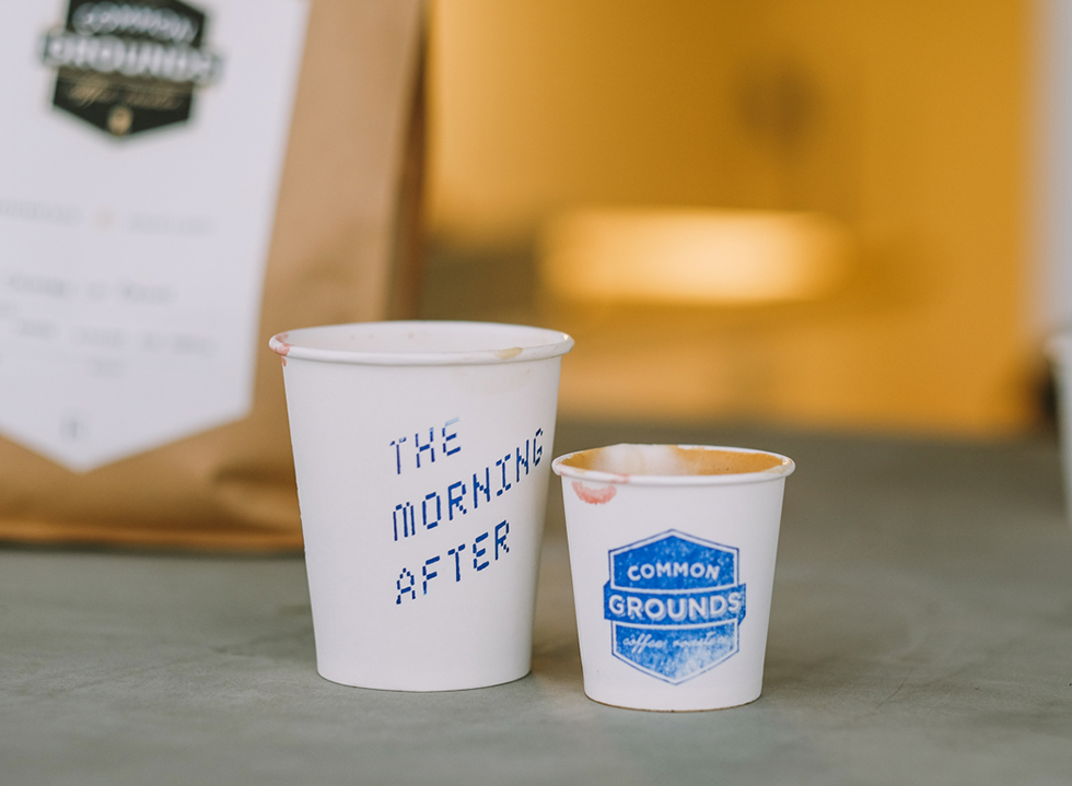 The Morning After Debuted Its First Pop-Up Breakfast