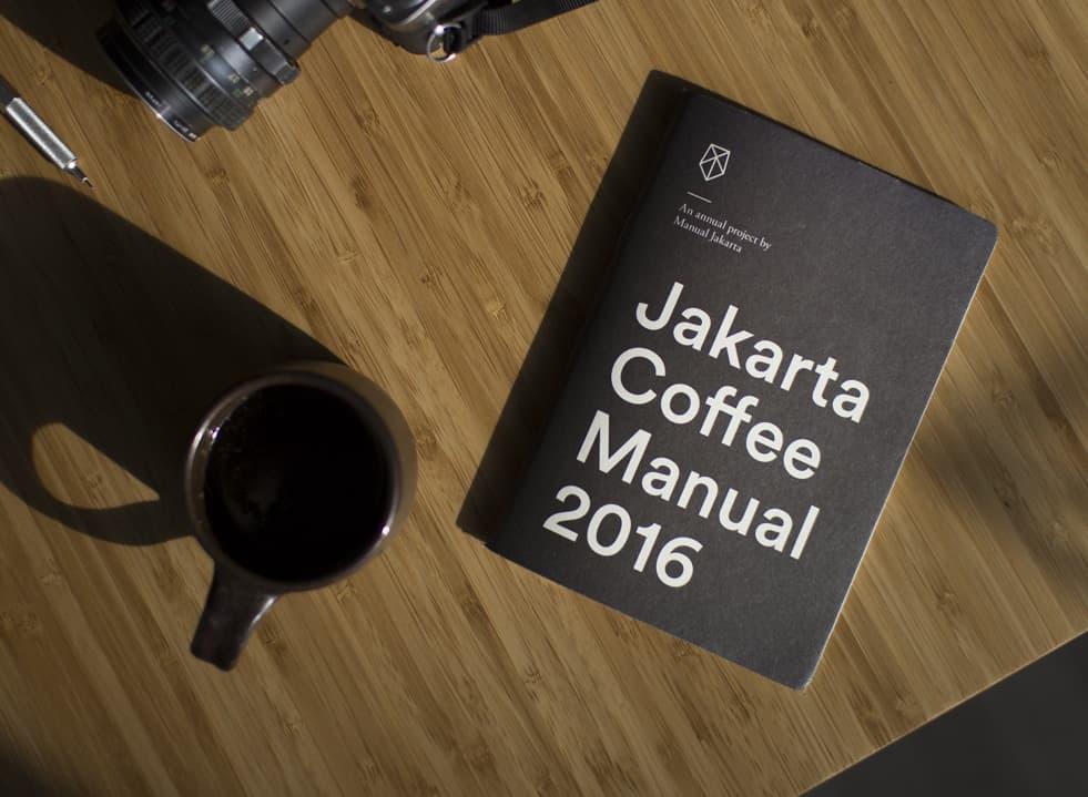 Jakarta Coffee Manual 2016