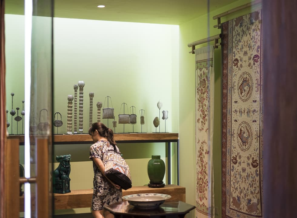 Reminiscing Peranakan Culture in Tiga Negeri