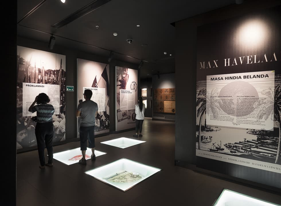 Manual Excursion: Bank Indonesia Museum