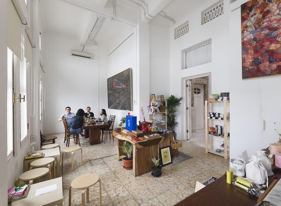 Semasa Café + Shop