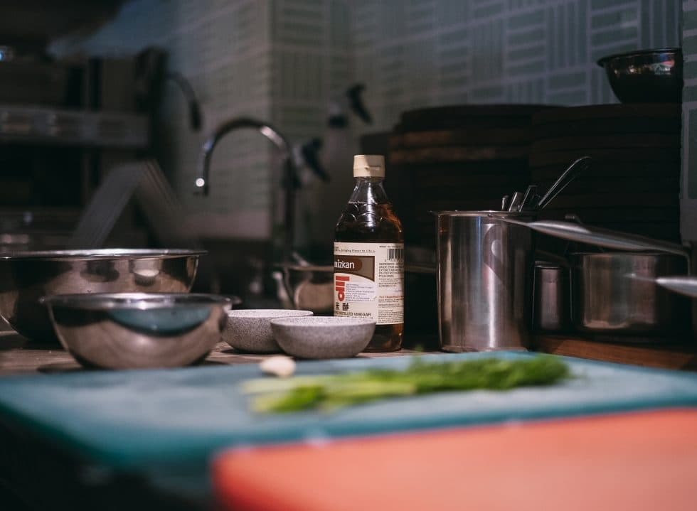 In the Kitchen with Chef Jacob Burrell
