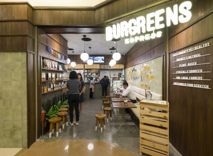 Fast Slow Food by Burgreens Pacific Place