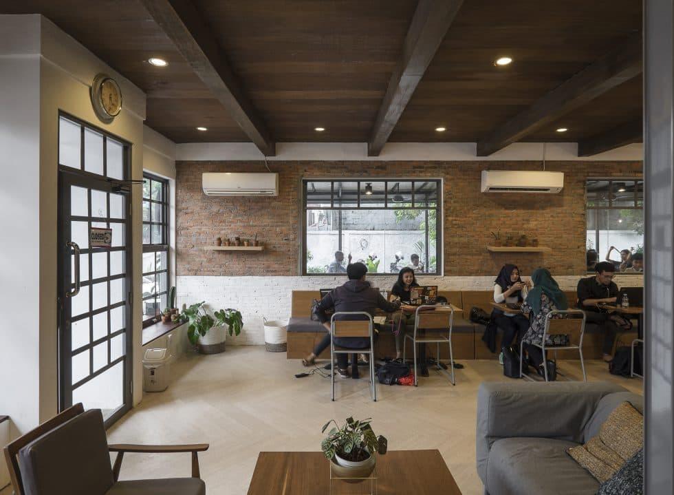 Dua Coffee's New, Spacious Home