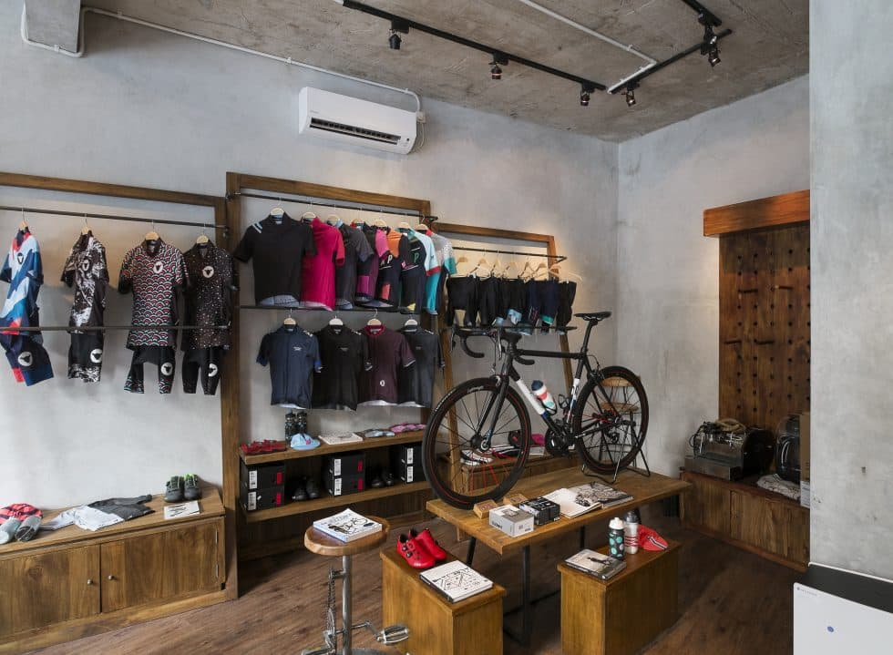 Cyclo Coffee & Apparel (SCBD)
