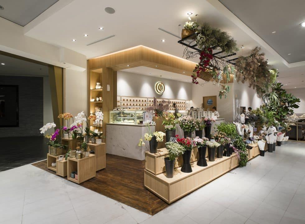 Lewis & Carroll Flower Market