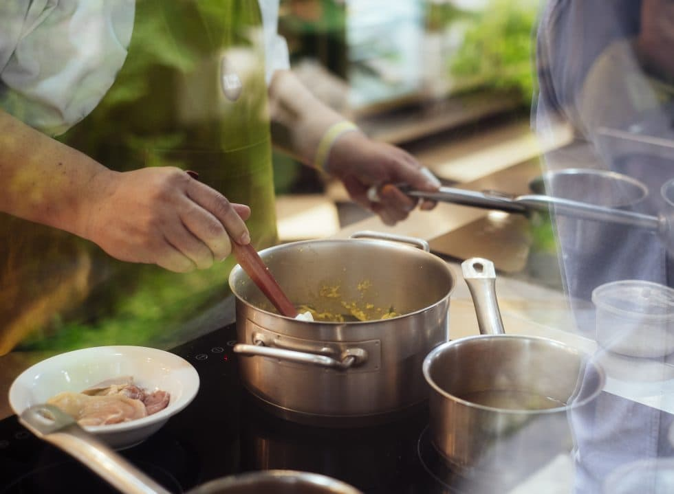 In the Kitchen with Chef Ragil Imam Wibowo