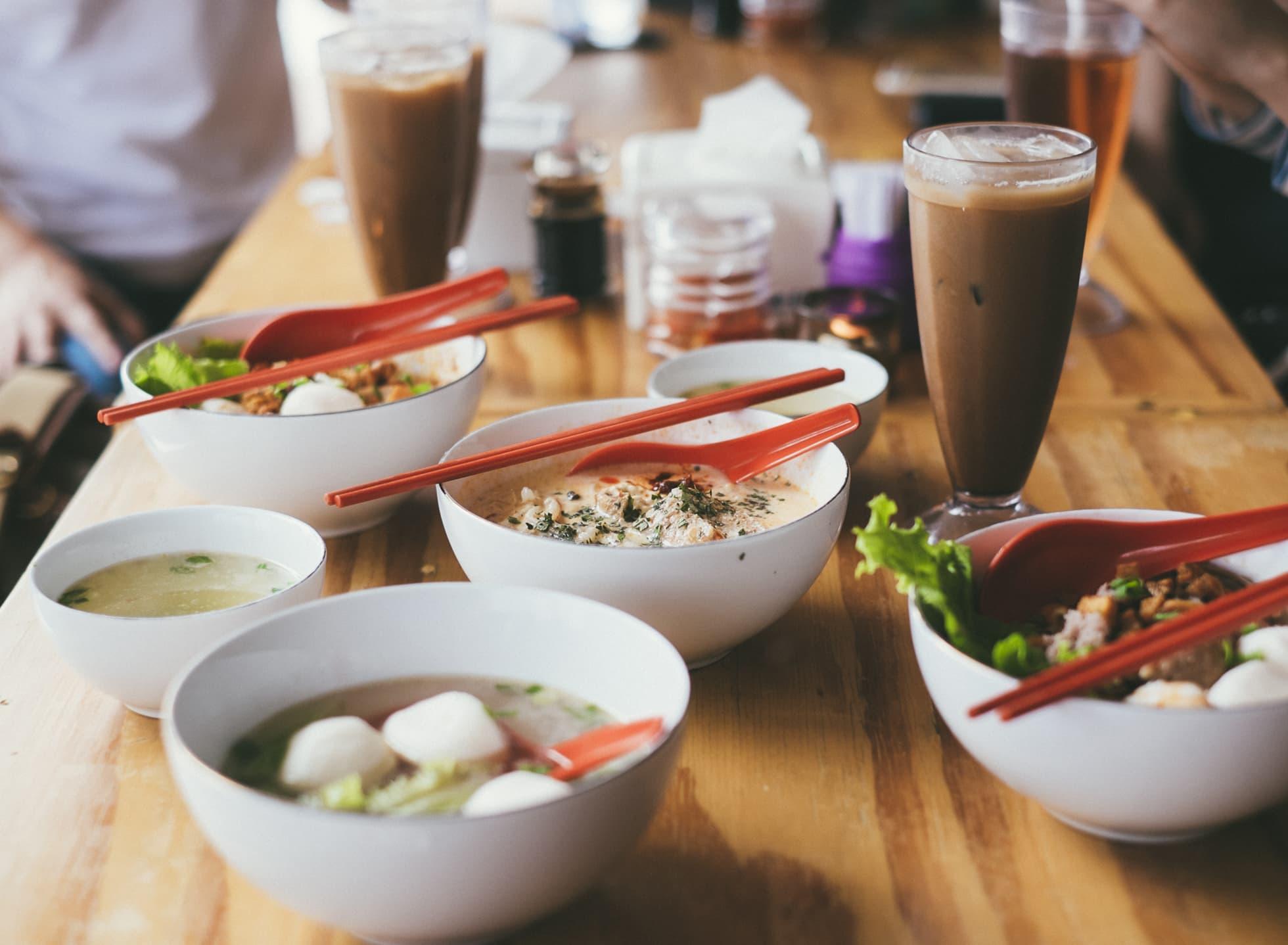 Ming Fa's Affable Noodles