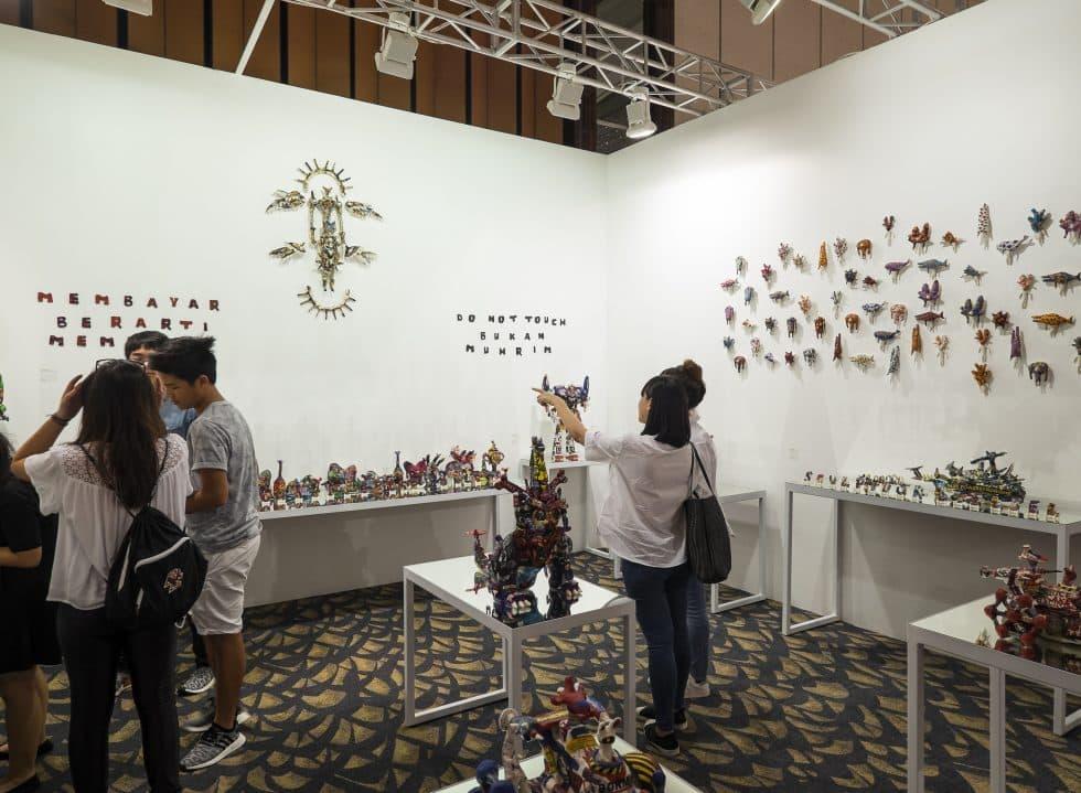 ART STAGE Jakarta 2017