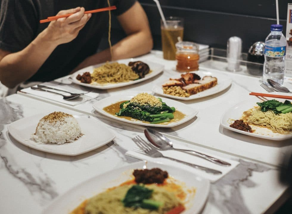 Hawker Chan's World Cheapest Michelin-starred Meal