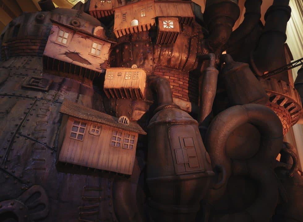 The World of Ghibli