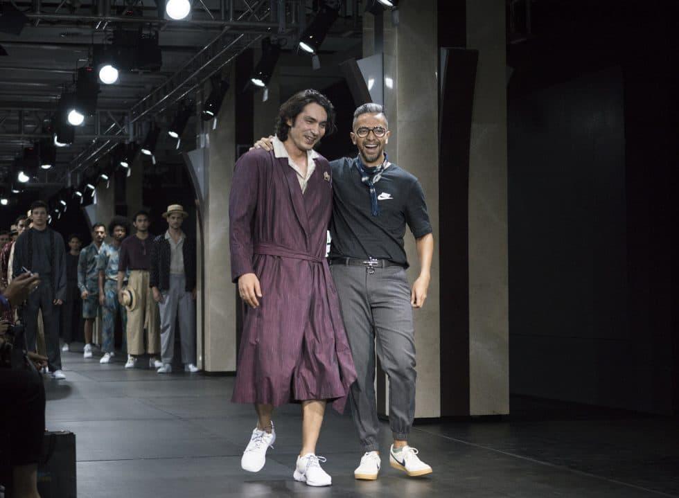PIMFW: IKAT, AMOTSYAMSURIMUDA and Danjyo Hiyoji