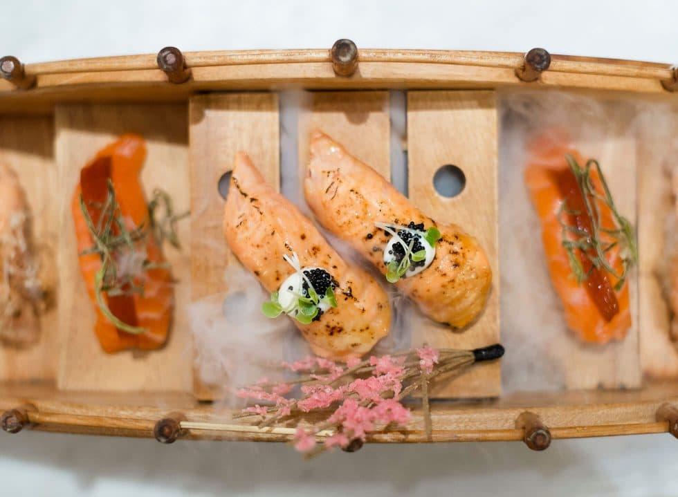 Options Aplenty at Kintaro Sushi