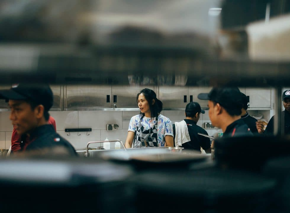 In the Kitchen with Justina Harjono