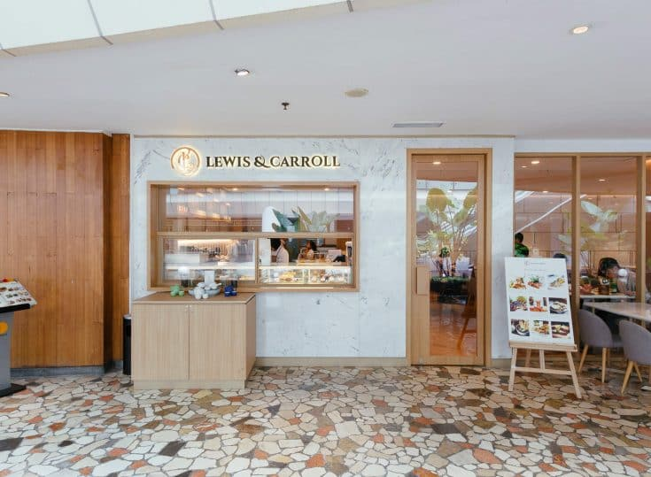 Lewis & Carroll Enters Senayan City Mall