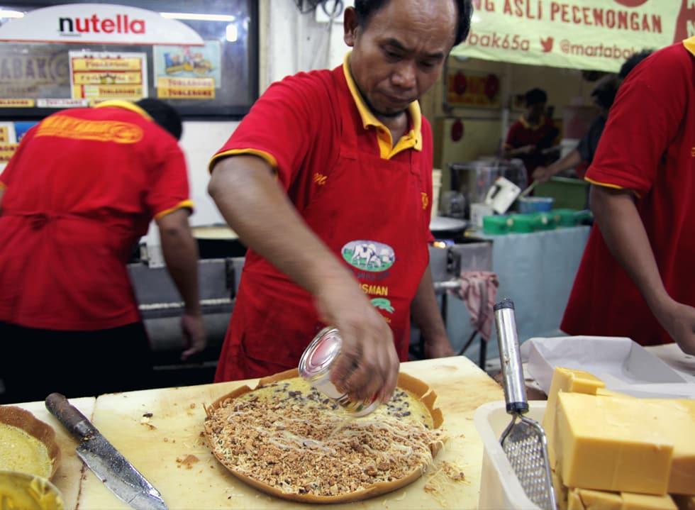 Jakarta's Street Food Story