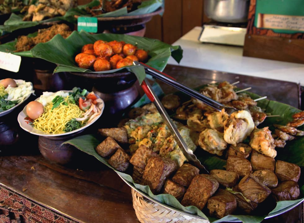 Mbah Jingkrak's Comfort Food With Exotic Twist