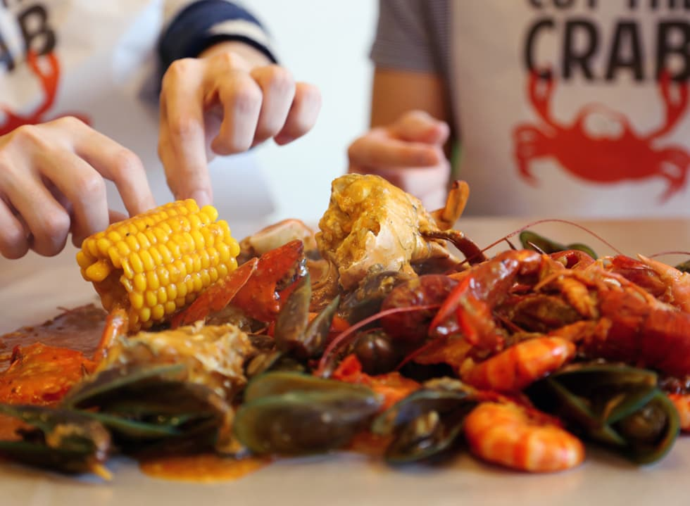 Crabs Ahoy!