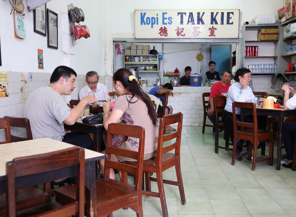 Kopi Es Tak Kie and Her Heritage