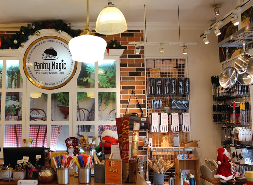 Pantry Magic: Home of Unrivalled Quality Kitchenware