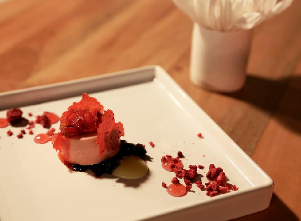Valentine's Day Dessert Degustation by Talita Setyadi