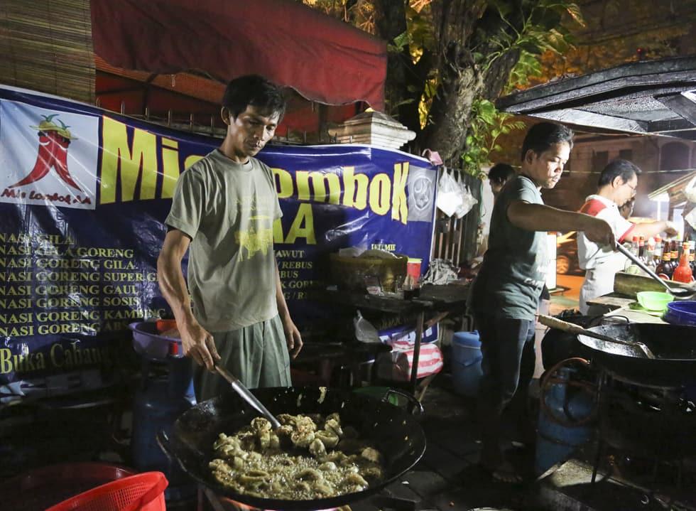 Ayam Malaya Menteng