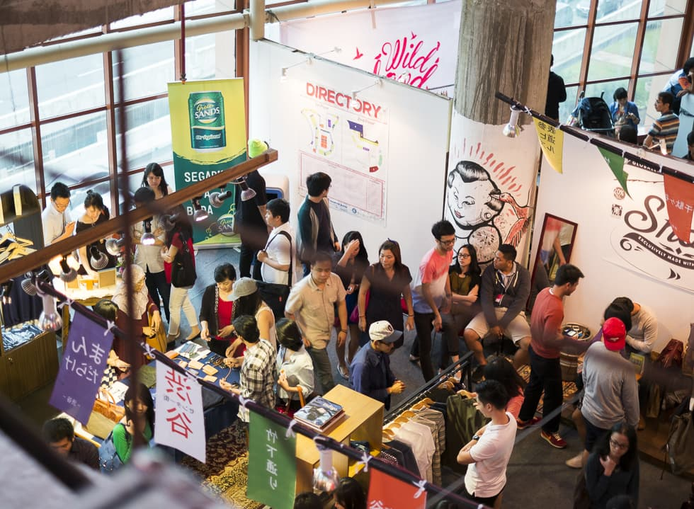 Pop Up Market 2014