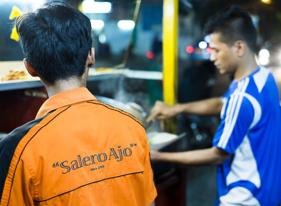 Salero Ajo's Streetside Zest