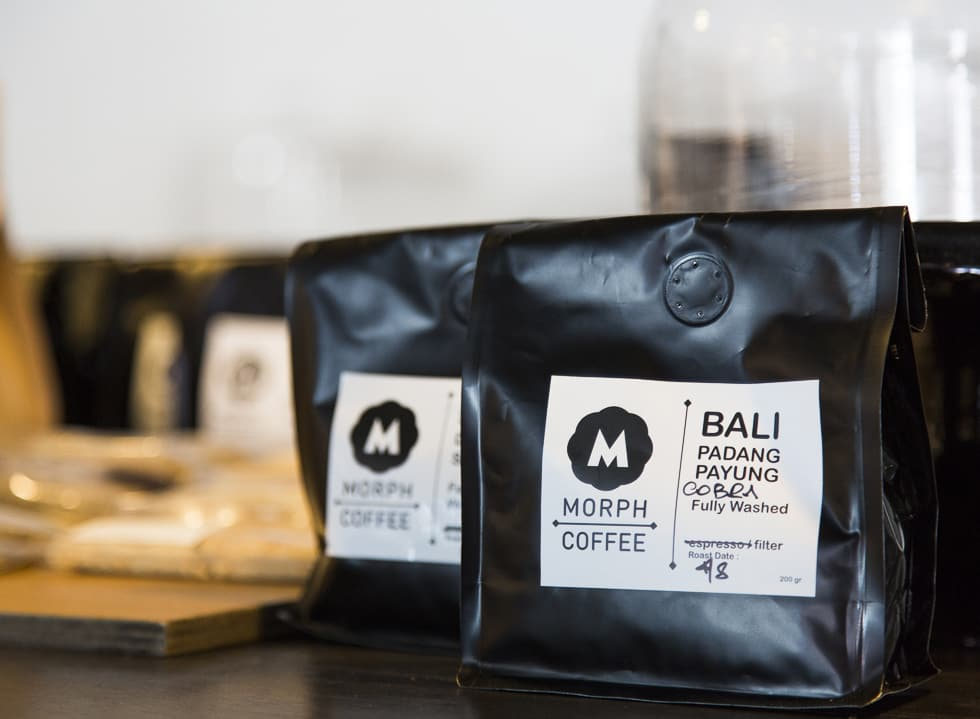 Morph Coffee's Coffee Connection