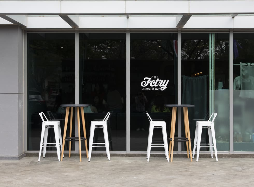 The FCTRY: Comfort Food Redefined