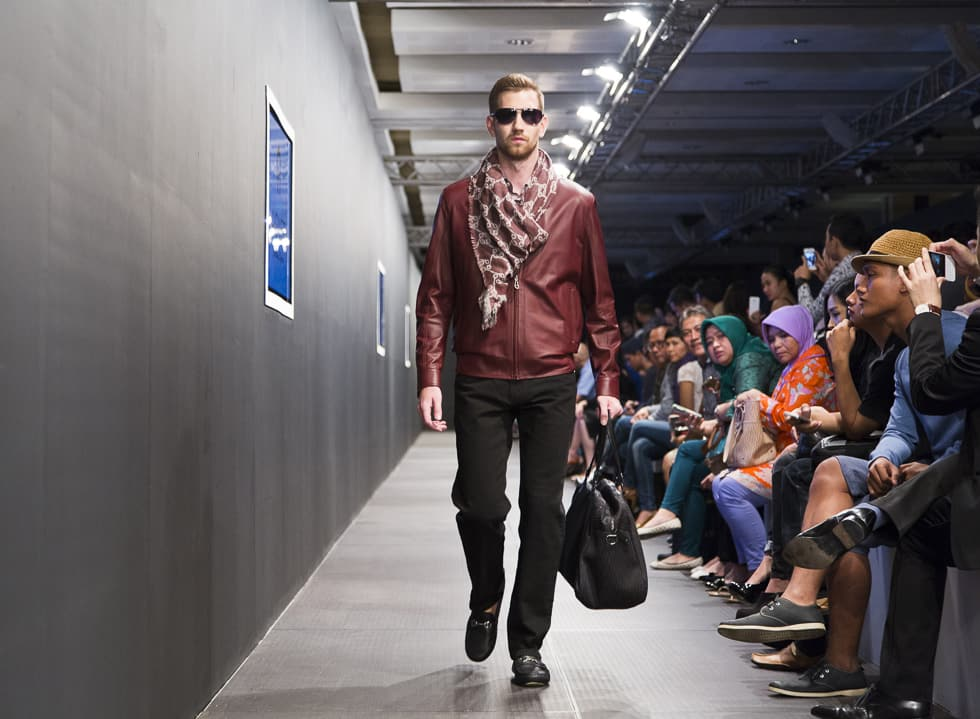 Plaza Indonesia Men S Fashion Week Day 3 Manual Jakarta