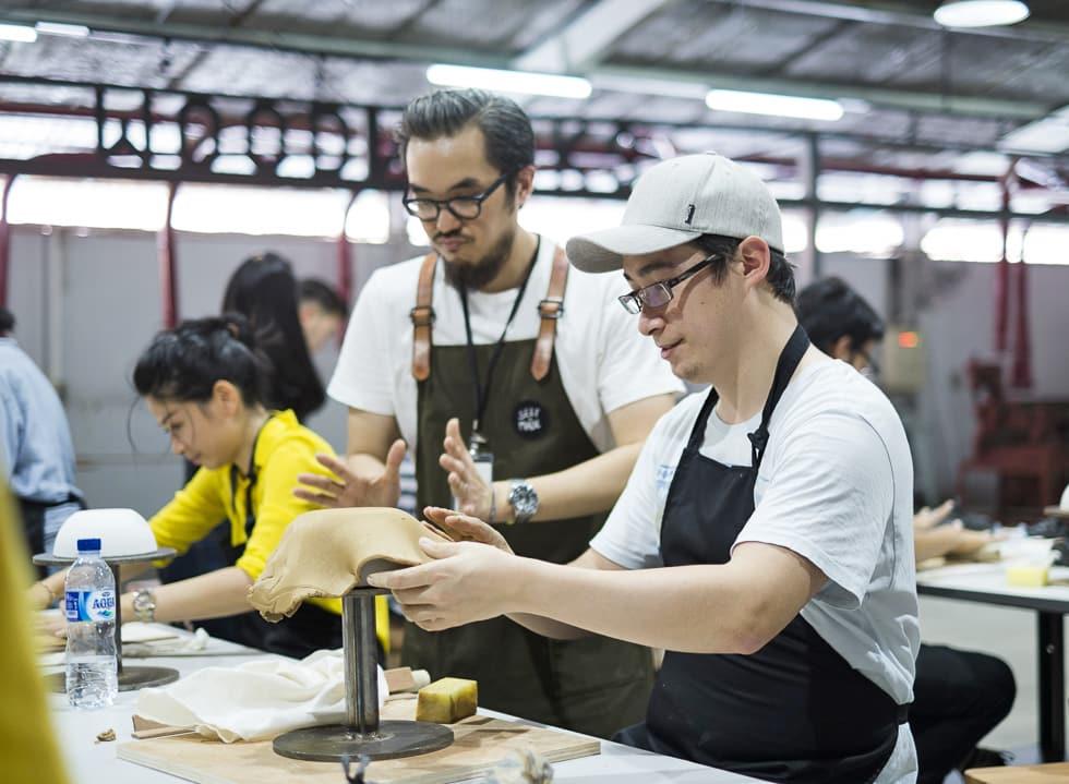 Indoestri – Pottery Class with Ayu Larasati