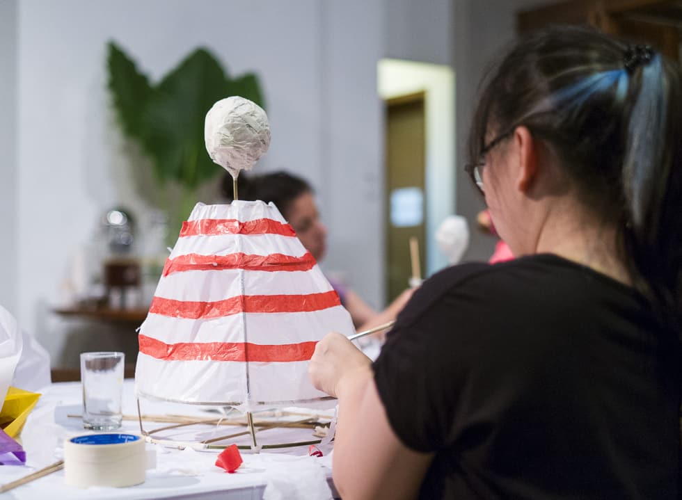 Papermoon Puppet's Lantern Workshop