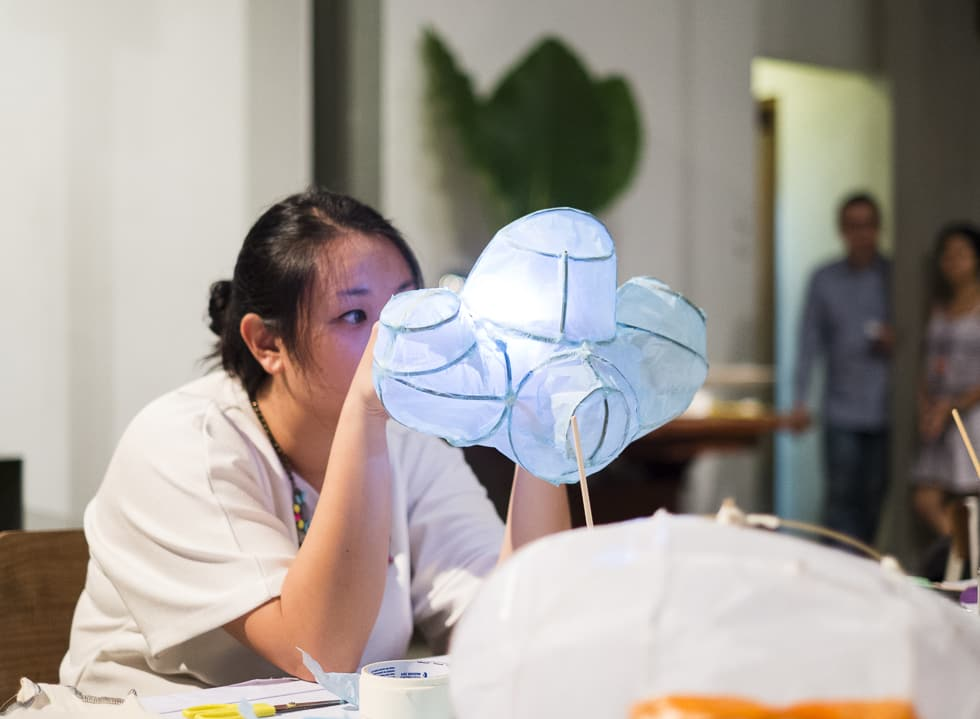 Papermoon Puppet's Lantern Workshop