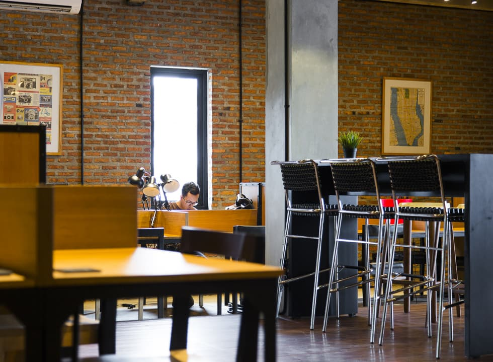 Conclave: Acing the Co-working Space