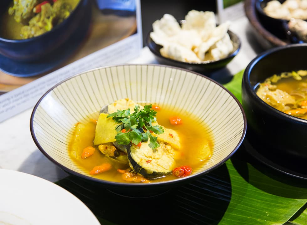 The Flavours of Bangka in Waha Kitchen
