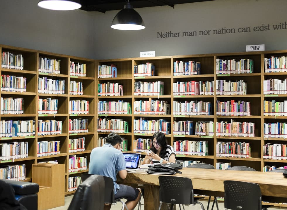 Freedom Library: A Bastion of Literature