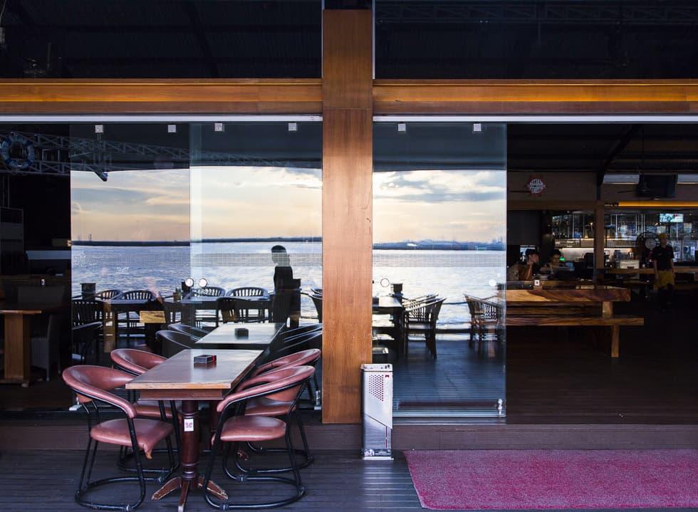 A Voyage to Jet Ski Cafe