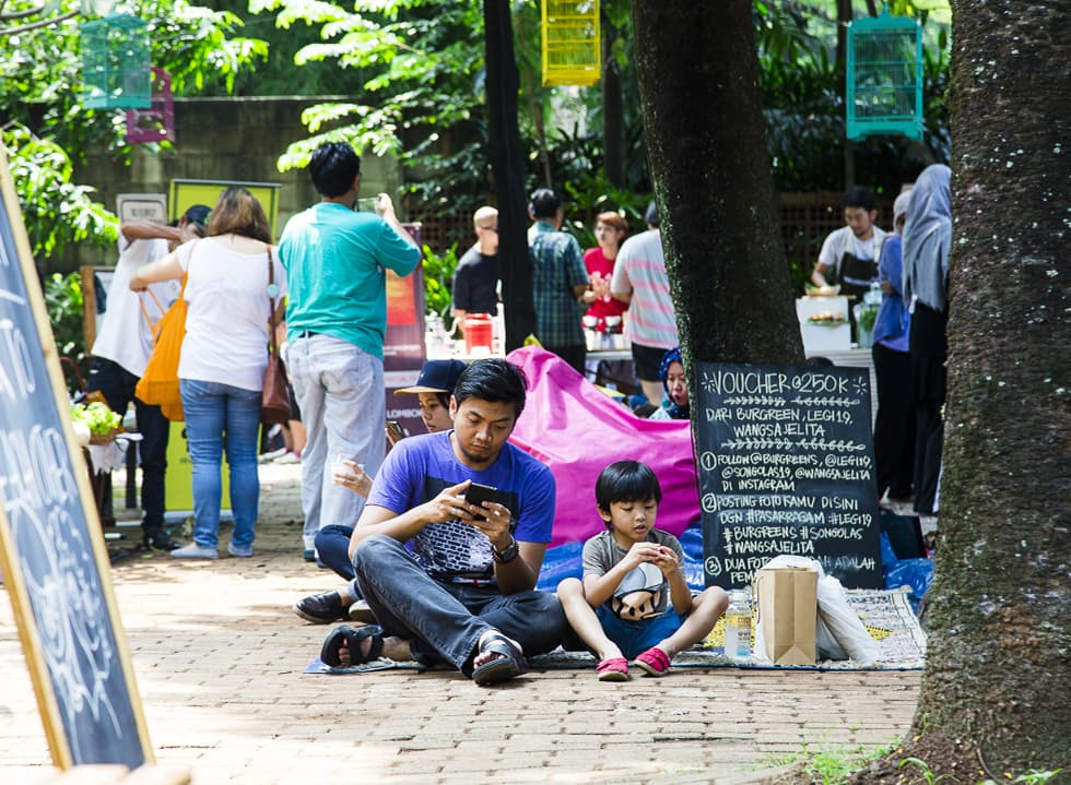Pasar Ragam: Sustaining Our Mother Earth