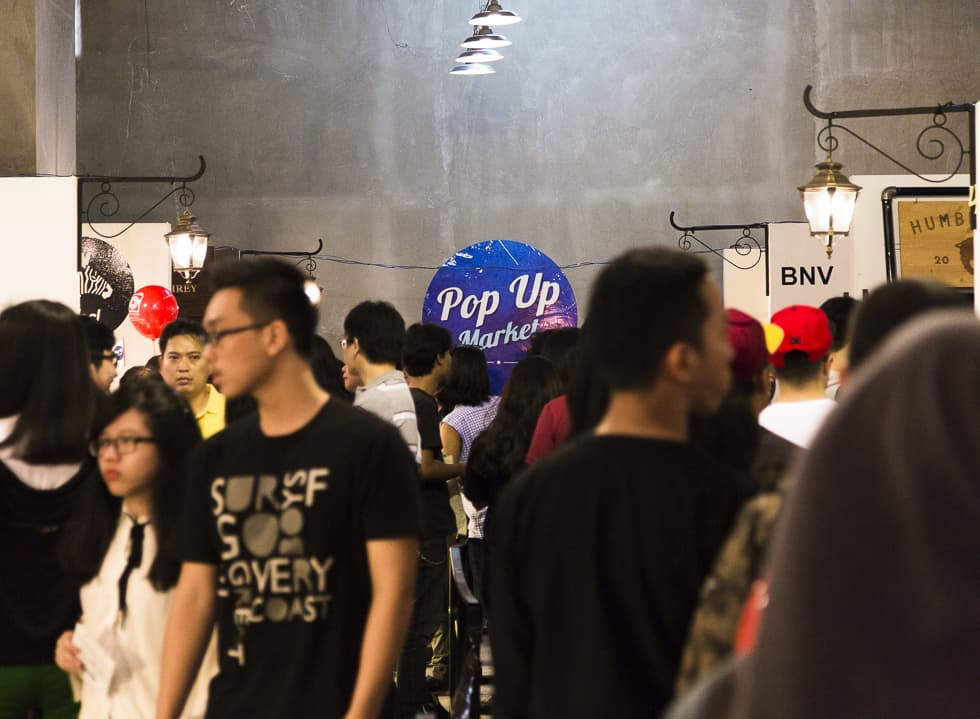 Pop Up Market 2015
