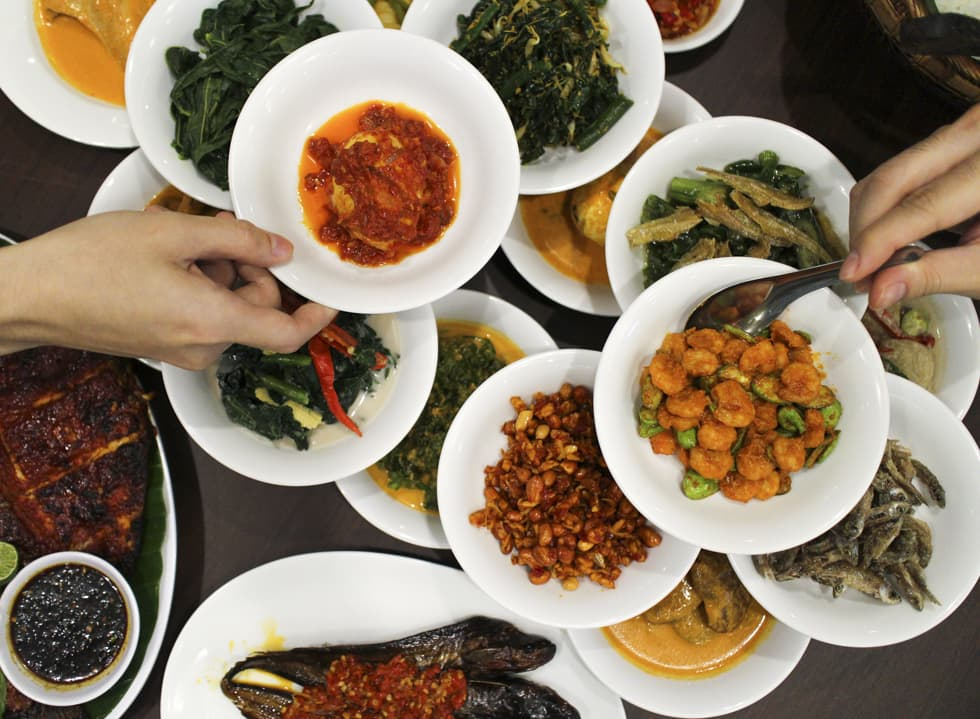 Celebrating Padang Cuisine with Serbaraso