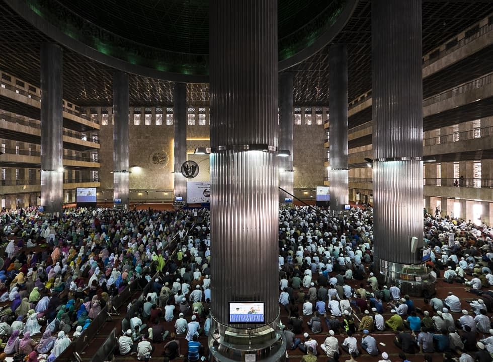 A Session with Studio Dasar: Istiqlal Mosque