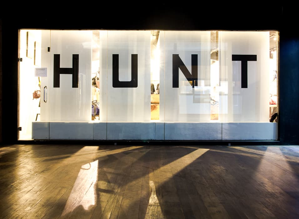 The Hunting Ground by Hunt Street