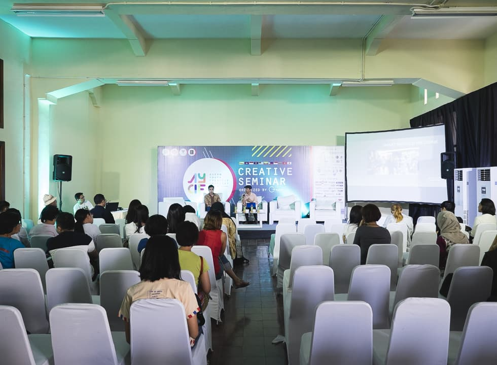 ASEAN Youth Creative Industry Fair (AYCIF) 2015