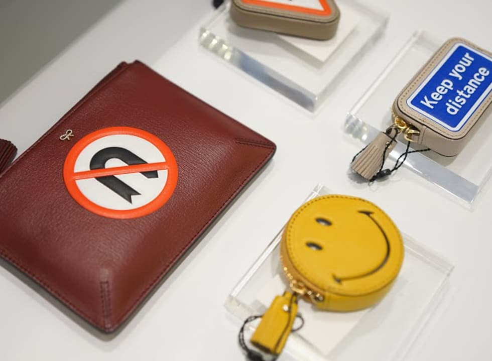 Stopping Traffic with Anya Hindmarch