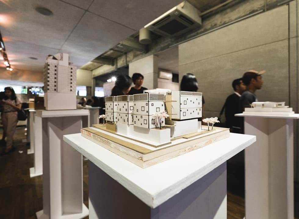 """Segar"": Architecture Exhibition"
