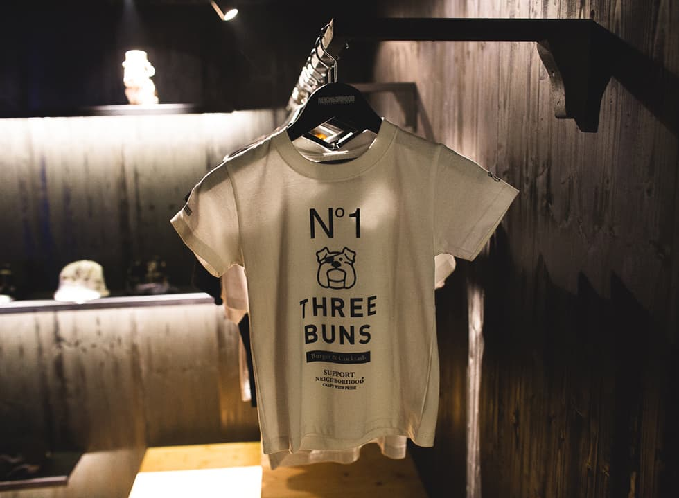 Three Buns X Neighbourhood Capsule Collection