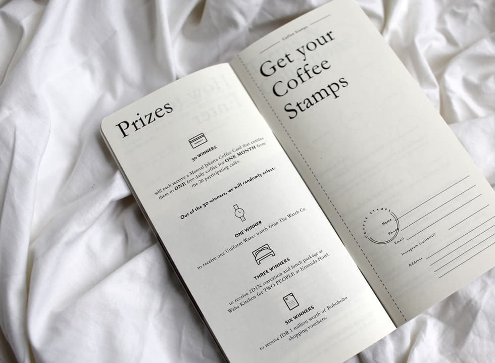 Jakarta Coffee Manual 2015