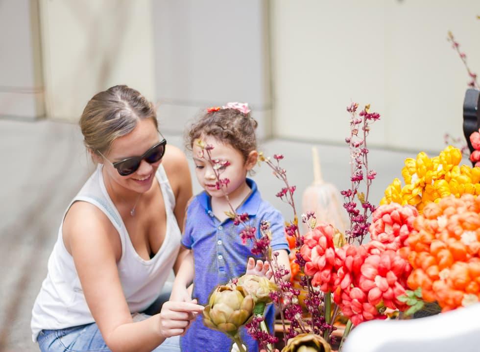 The Sunday Farmers' Market by Potato Head
