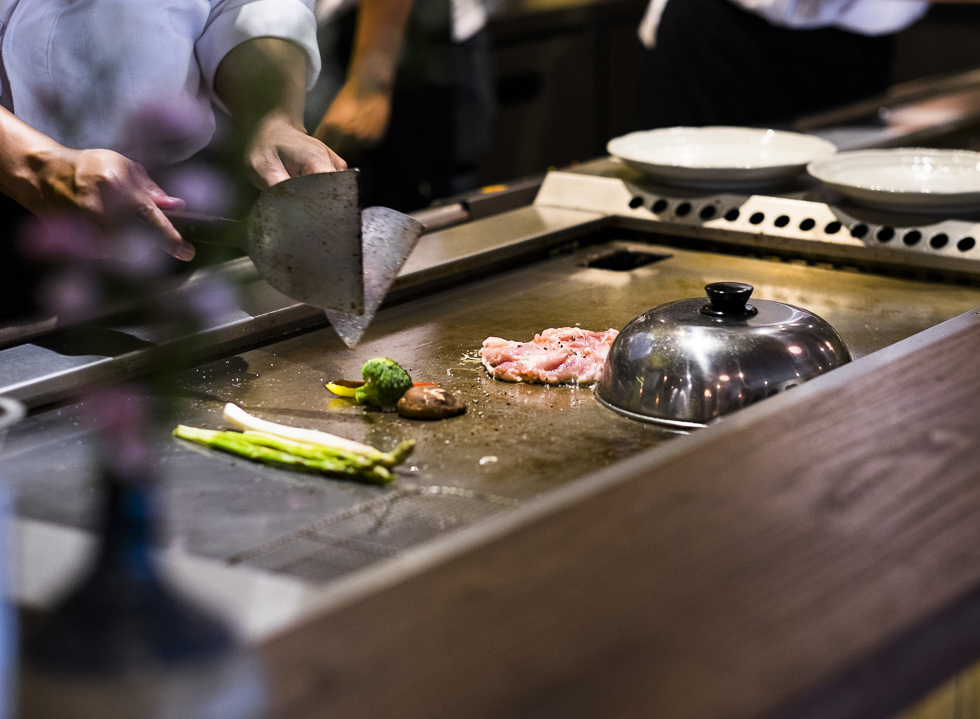 Fūjin: The New Master of Teppanyaki